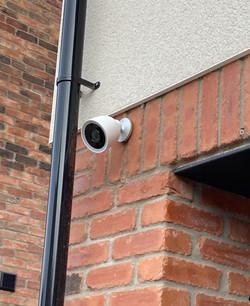 Google Nest Outdoor IQ Install Hull