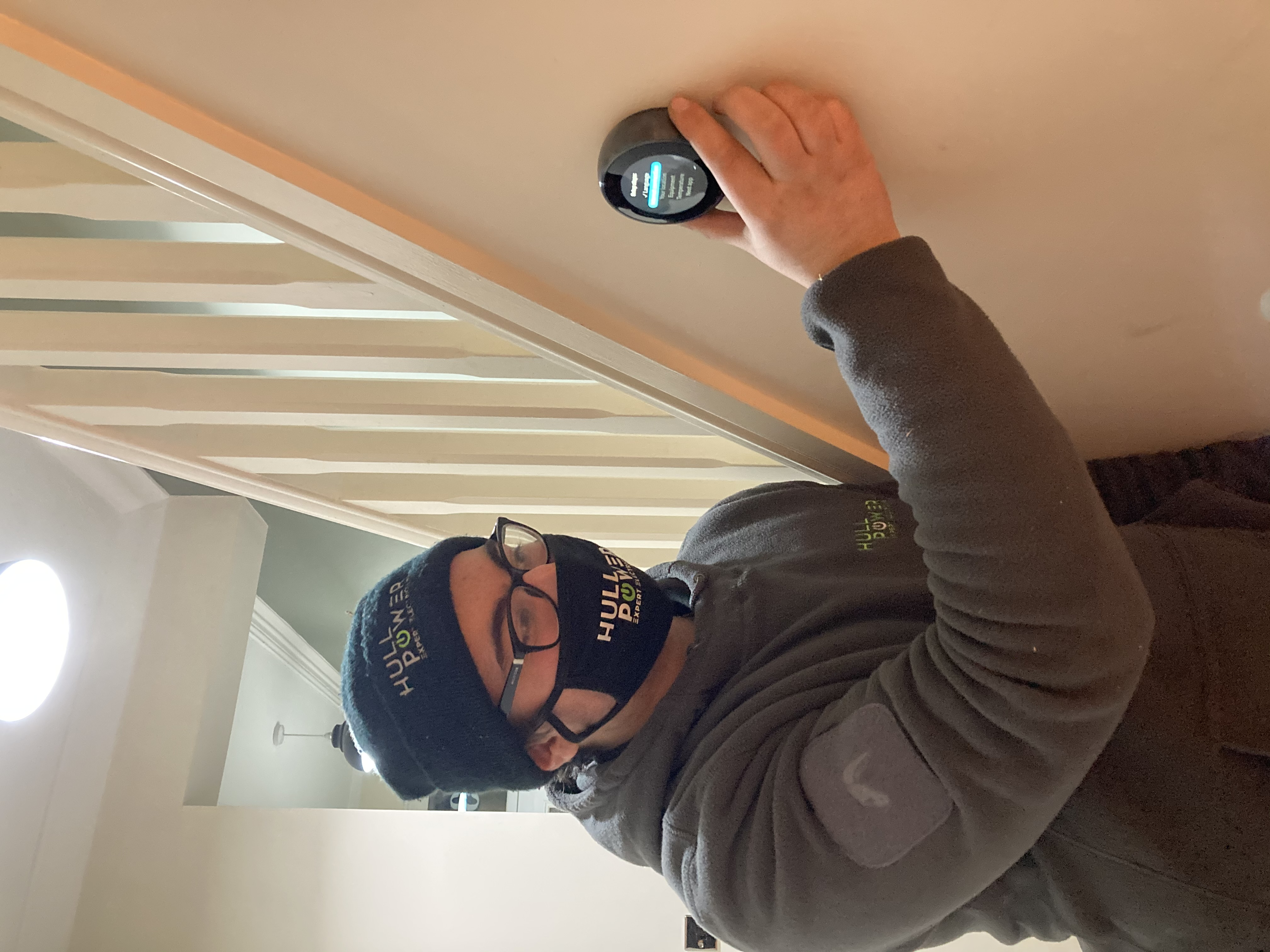Nest Thermostat, Hull Electrician, Hull