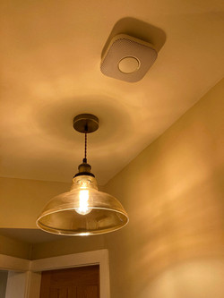 Electrician in Hull, Ceiling Pendant, Ne