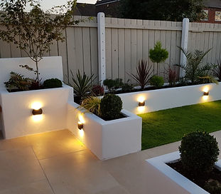 Garden External Outdoor Lighting Hull, Hull Electrician,