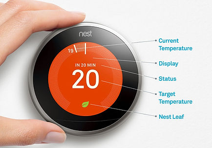 Google Nest Smart Thermostat Installer Hull, Electrician Hull