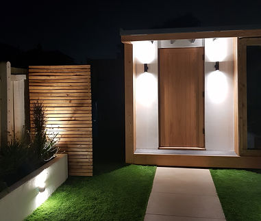 Outdoor Garden Lighting, Hull, Hull Electrician, Electrician in Hull