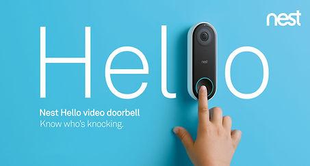 Google Nest Hello Video Doorbell Installer Hull, Electrician Hull