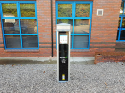 Electrical Vehicle Charging Point, Hull,
