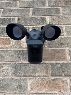 Ring floodlight camera installation Hull, electrician in Hull, Hull Power, Local Electrician, Hull