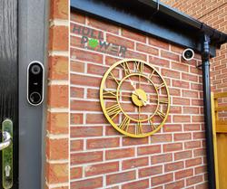 Google Nest Doorbell and IQ Cam Install,