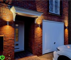 Outdoor lighting installation Hull, Outdoor Wall Lights, Electricina in Hull, Hull Electrian