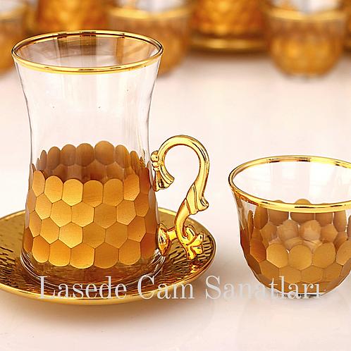 Petek Çay Takımı
