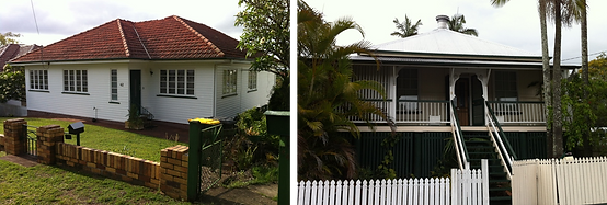 Character Homes in Brisbane QLD