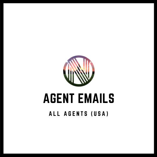 Agent Emails (USA)