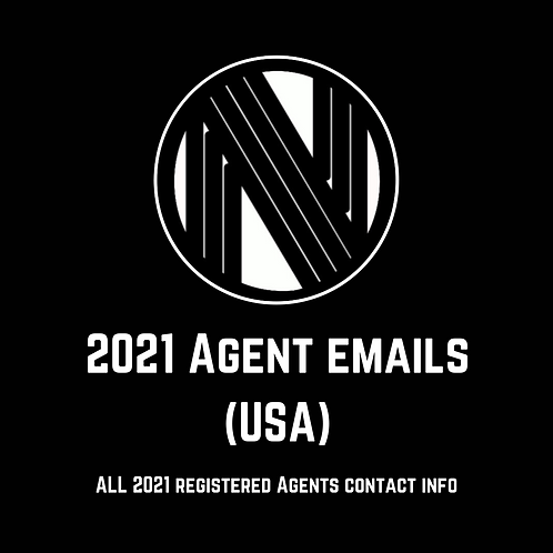 2021 Agent Emails