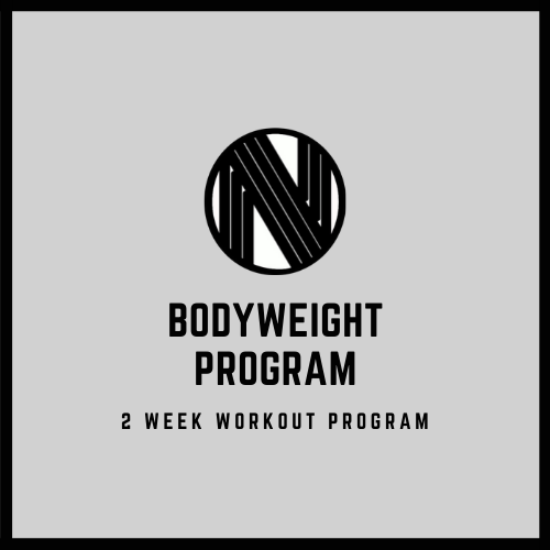 Bodyweight Program