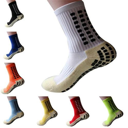 Footballers Grip Socks