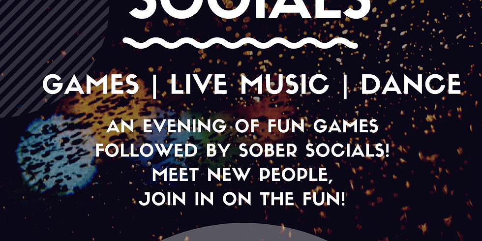JUNE GATHERING - GAMES + SOCIALS