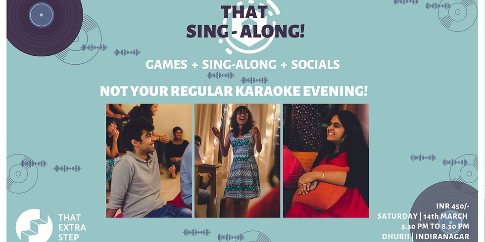 THAT-SING-ALONG! (March 2020 Edition)