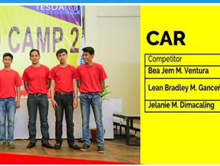 CAR Representative for WorldSkills Competition 2016