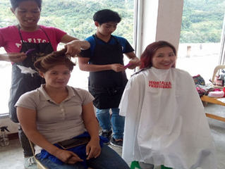 Special sectors given livelihood skills training