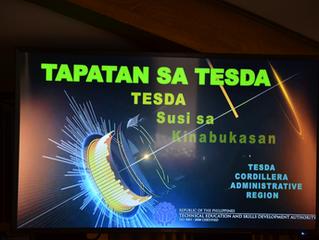 Tapatan sa TESDA