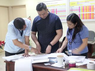 TESDA-CAR RO, PO-Benguet undergo 3rd party audit