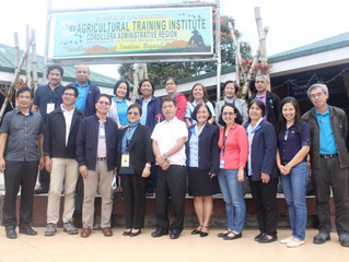 TESDA partners with DA, ATI for capacity building