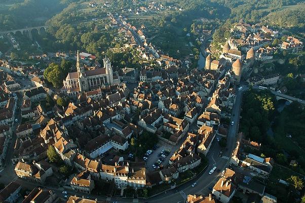 Semur en Auxois, ville forte !