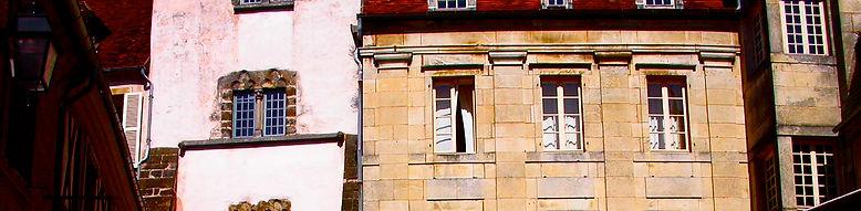 La porte Guillier et l'ancien Hôtel de Massol