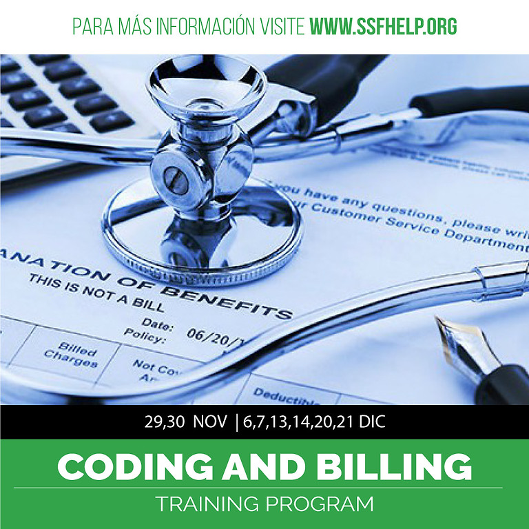 Coding & Billing Training
