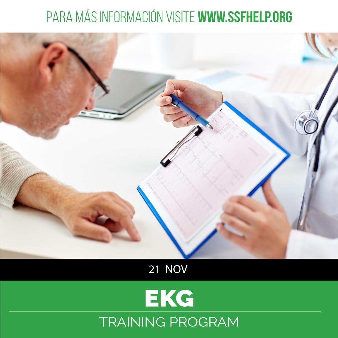 Ekg Trainer Online