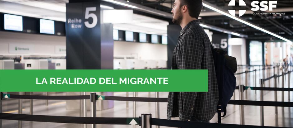 La realidad del migrante profesional