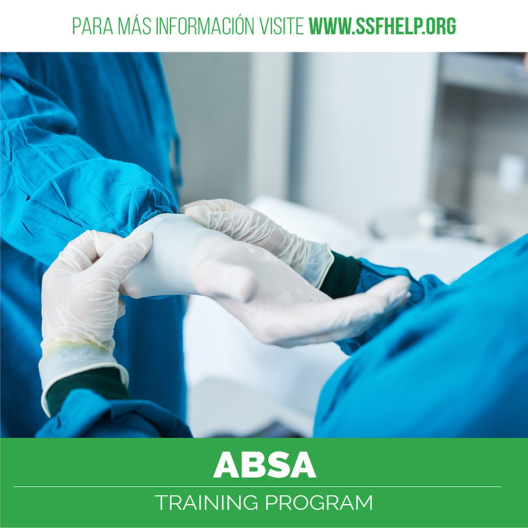 ABSA Surgical Assistant Training