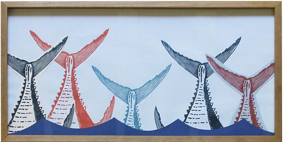 Caudas de Atum