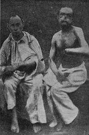 Victims of Denikin's troops
