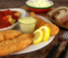 Dish Fish Fry