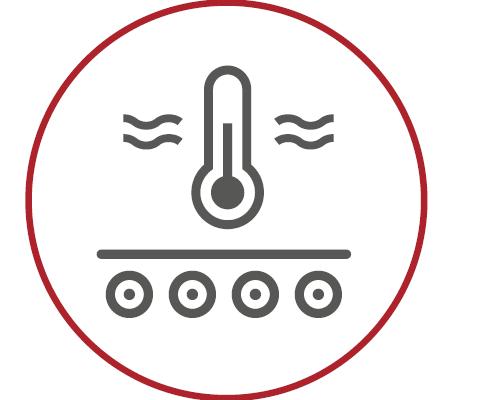Temperature control icon