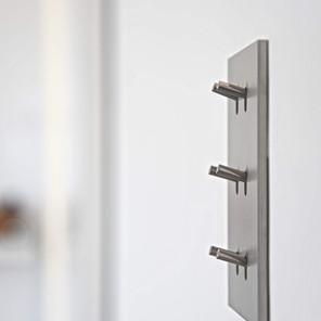 Interrupteurs métalliques design, à levier