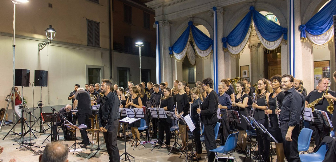 Musica sotto le stelle - Trovesi&Coscia - Borgo Santa Caterina Bergamo