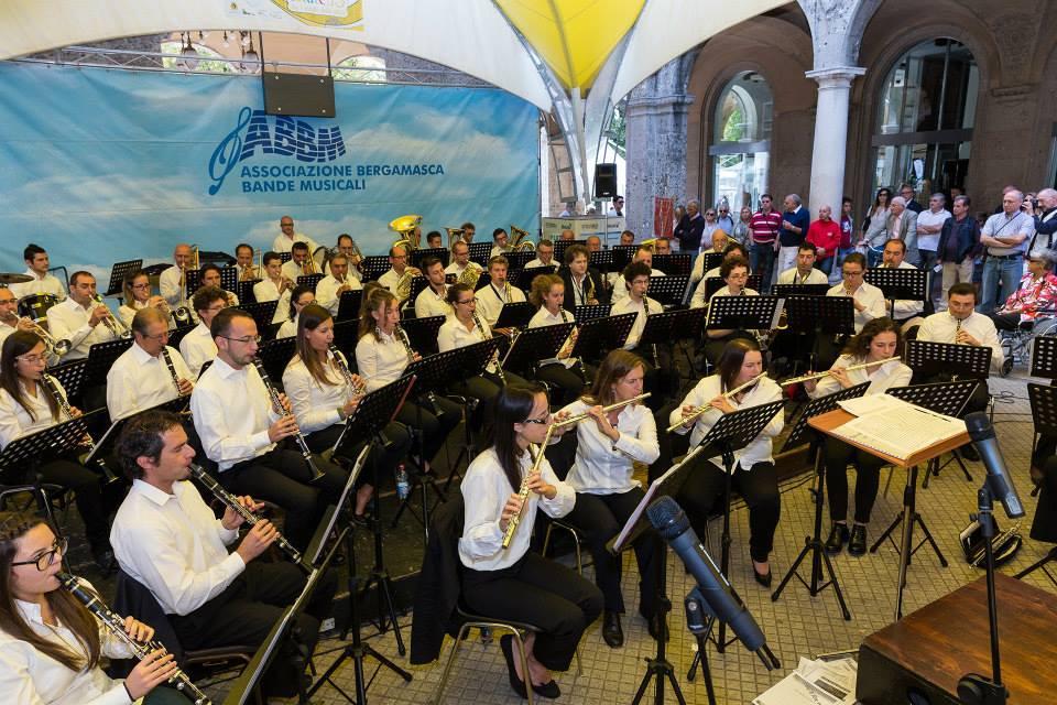 Concerto ABBM Quadriportico Bergamo