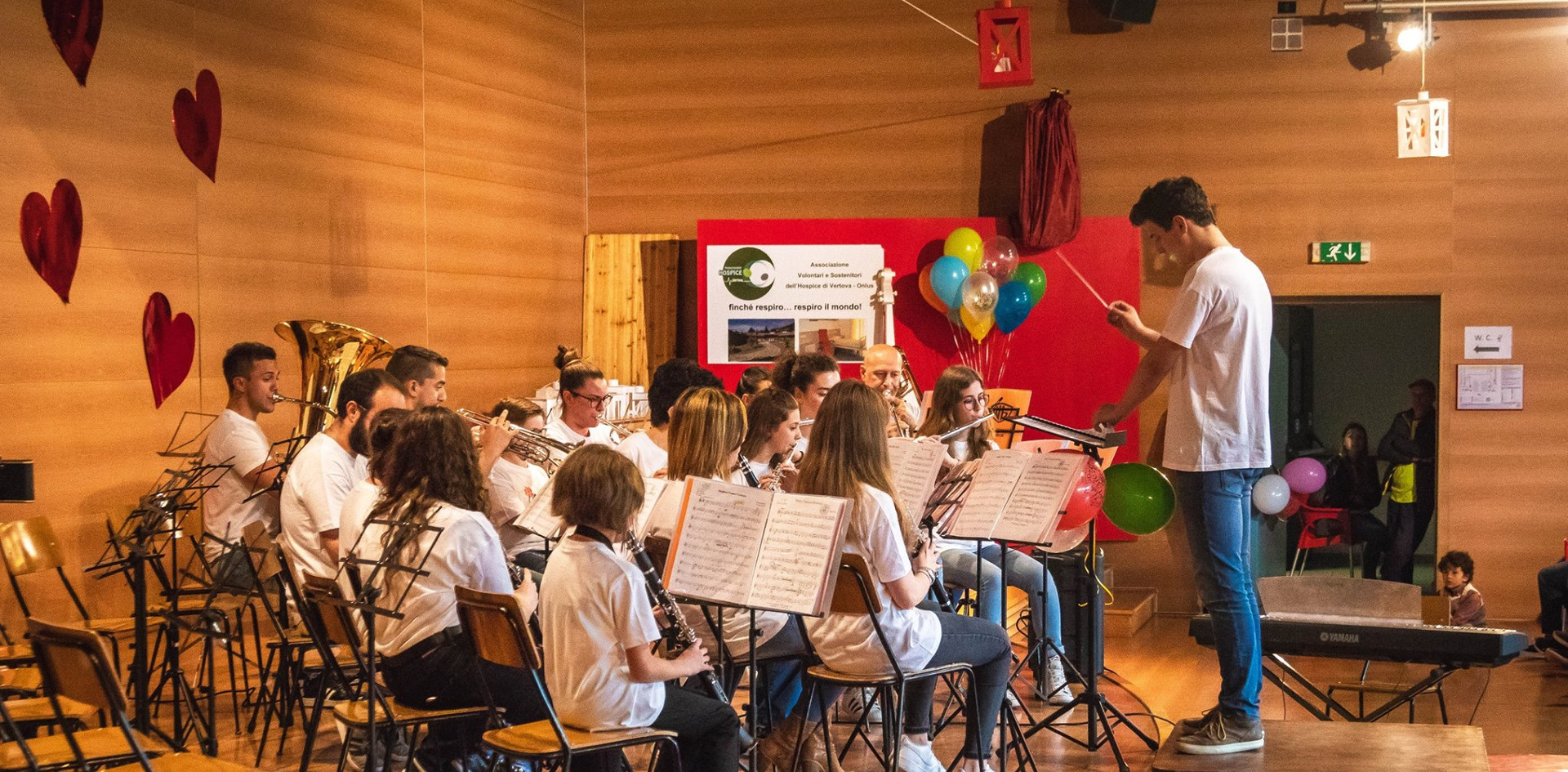Merenda in musica 2019 - Walk in band