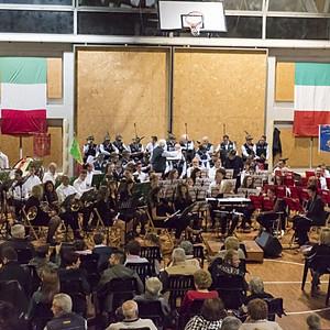 Concerto gruppo Alpini Vertova e Colzate