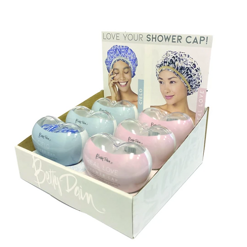 Betty Dain Real Love Shower Cap & Cielo