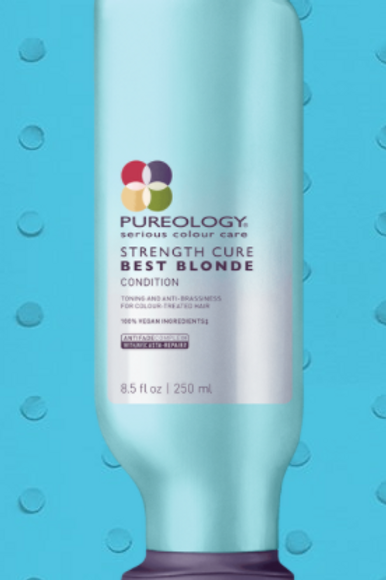 Pureology STRENGTH CURE BEST BLONDE CONDITION