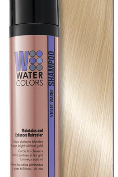 Watercolors Color Maintenance Shampoo - Violet