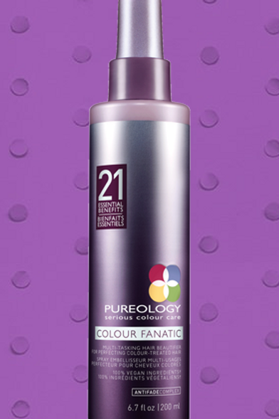Pureology COLOUR FANATIC MULTI-BENEFIT LEAVE-IN TREATMENT
