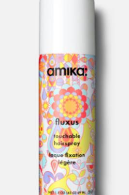 Fluxus Touchable Hairspray- Travel
