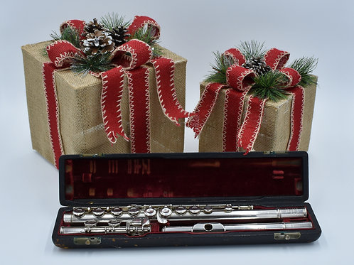 Pre-Owned Haynes Commercial Handmade Flute