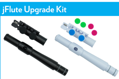 Nuvo Flute Upgrade Kit