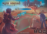 Dowsing water - board game
