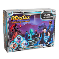 Boxitale Elite explorers - Epic activity
