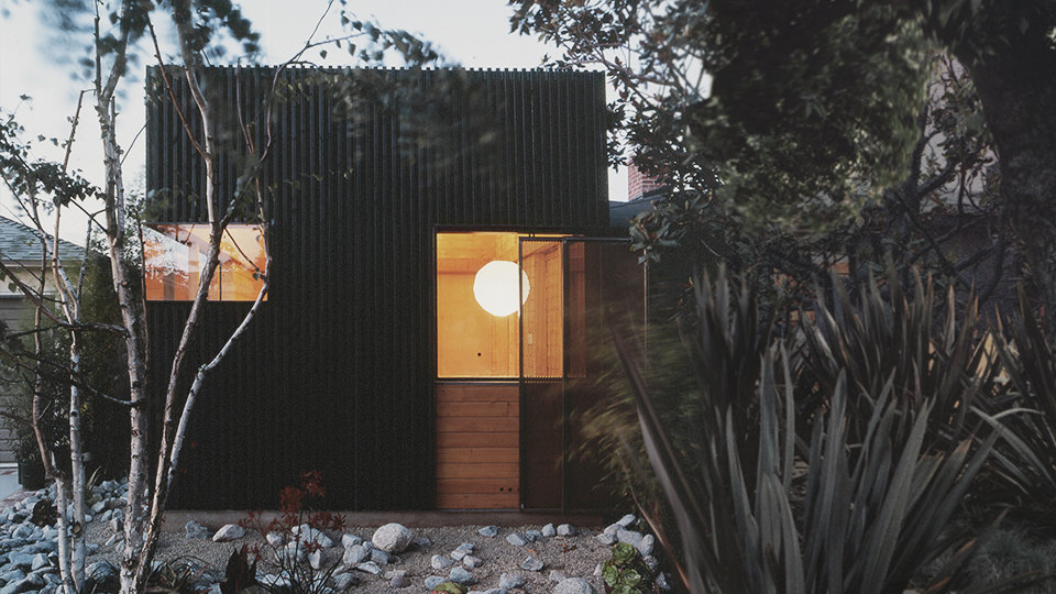 Architecture Informed by Technology Sustainability Innovation, Black Box in Santa Monica by Tighe Architecture