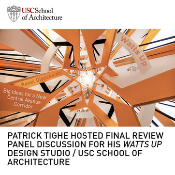 Patrick Tighe Watts Up Final Review Panel Discussion